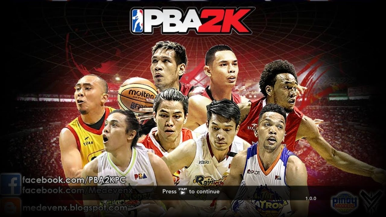 How to Download and Install PBA 2K Mod for NBA 2K14 (Inc  Updates)