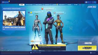 Fortnite LIVE! Giveaway at 1k Hosting ZONE WARS naw/nae Playing with subscribers