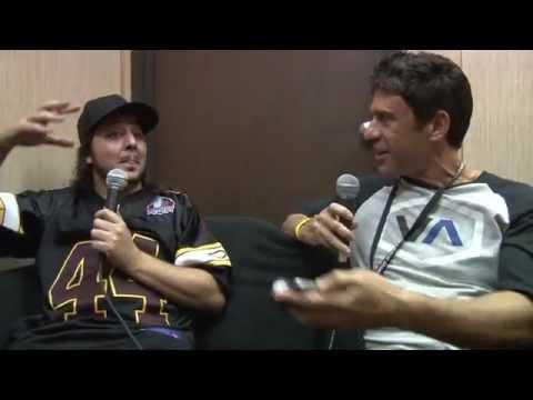 Daron Malakian talks about politics [KROQ Interview 2012]