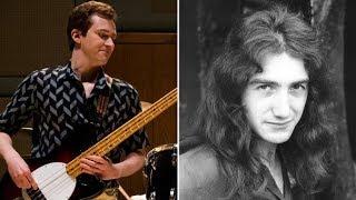Bohemian Rhapsody but it's only John Deacon
