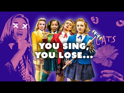 If You Sing, You Lose! PART 3 | Try Not To Sing Challenge Musical Theater Broadway
