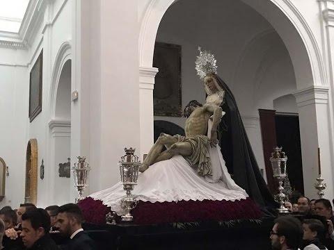 Resumen del v a crucis de las hermandades 2017 dos - Viveros en dos hermanas ...