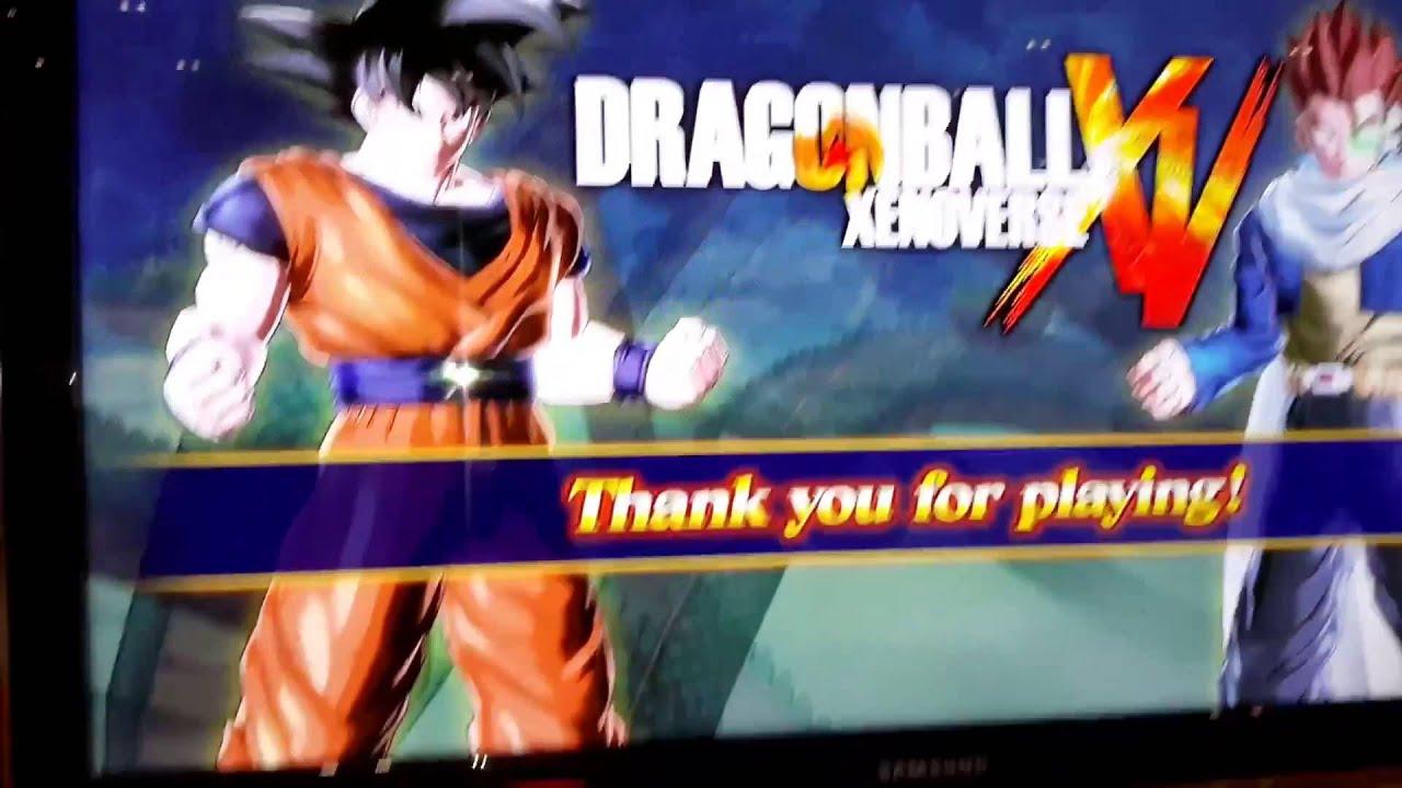 ps4 dragon ball xenoverse ssj vegeta vs time patrol girl ssj