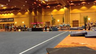 Blythe Terrell - Texas Dreams Gymnastics - 2015 - Level 8 - WOGA Classic 2015 - Bars