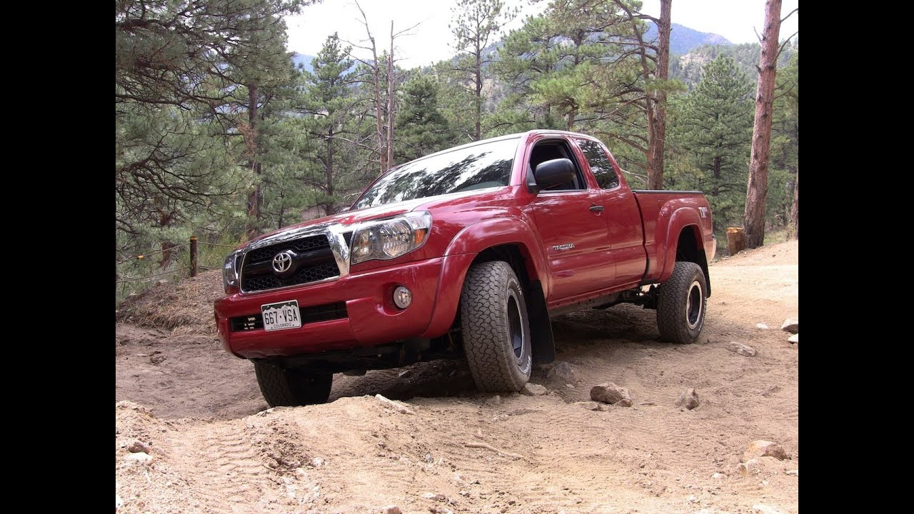 Truck Nuts Book Contest: Supercharged 2014 Toyota Tacoma Baja is a