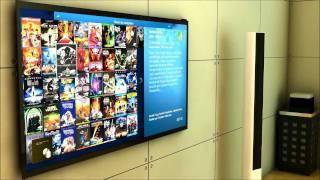 OUTSIDE - Serveur multimédia HDMI sans fil - Conviviale Side