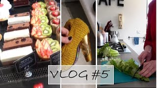vlog #5 בואי איתי למקס סטוק | הנעליים הכי מוזרות |