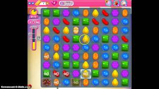 Candy Crush Saga Level 211 - 3 Star - No Boosters