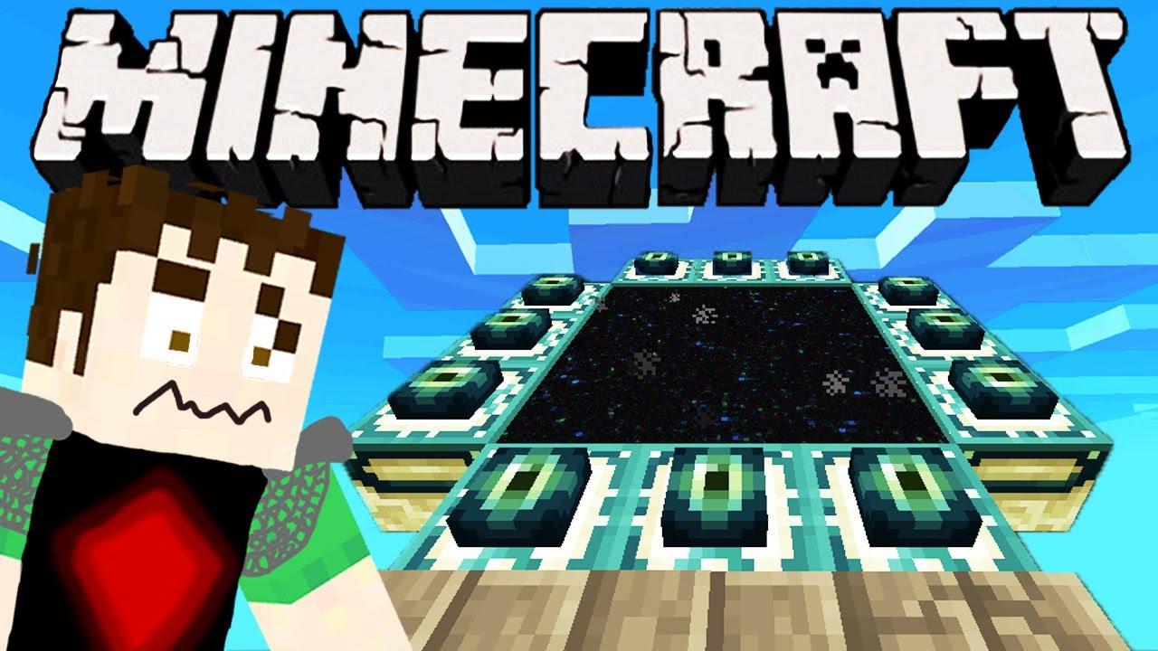 Minecraft – ENDER PORTAL