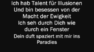 Christina Stürmer - Vielleicht Auch Nicht (Lyrics & English Translation)