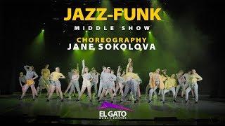 Jazz-Funk | Middle show | Jane Sokolova