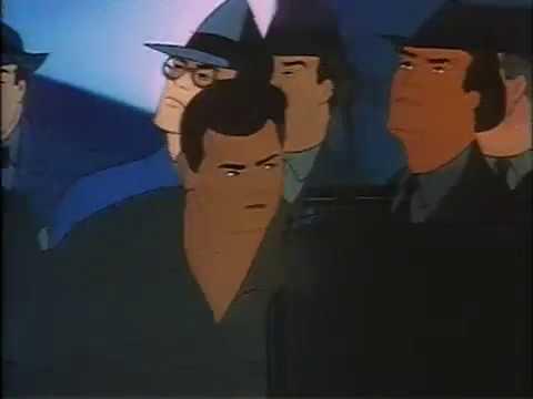 Superman Japoteurs 1942 cartoon