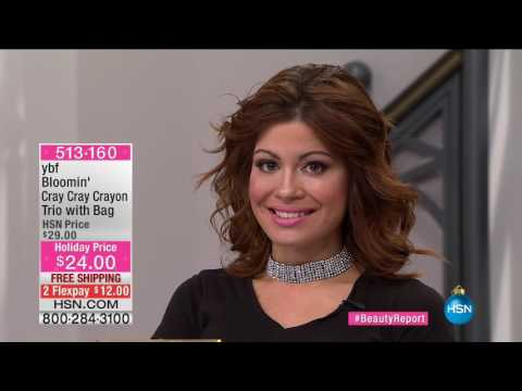 HSN | Beauty Report with Amy Morrison 11.03.2016 - 08 PM