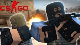 PLAYING CS:GO IN ROBLOX!! (COUNTER BLOX)
