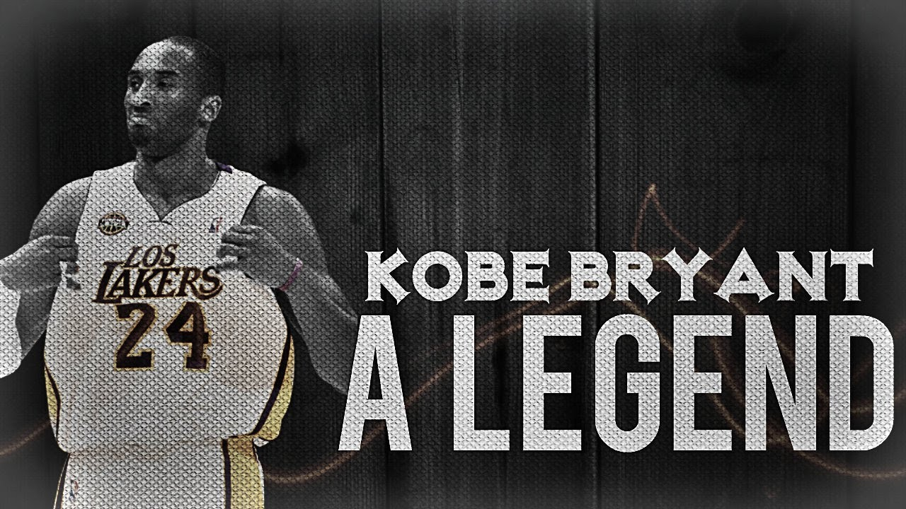 Kobe Bryant Quot A Legend Quot The Best Nba Movie Hd Youtube