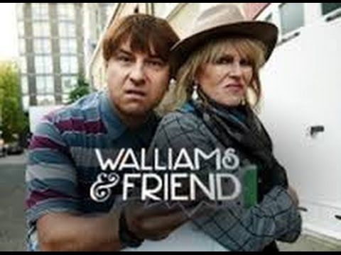 Walliams and Friend Season 1 (2016) with Joanna Lumley, Morg