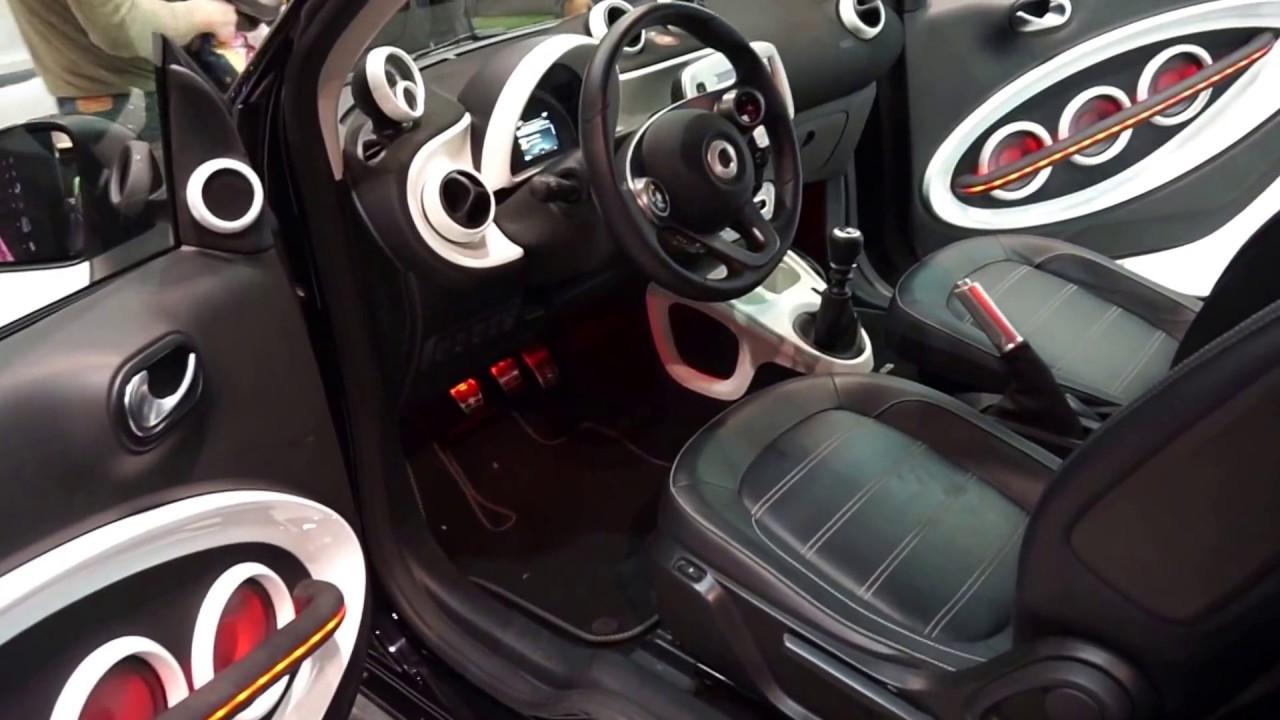 Custom Smart Car