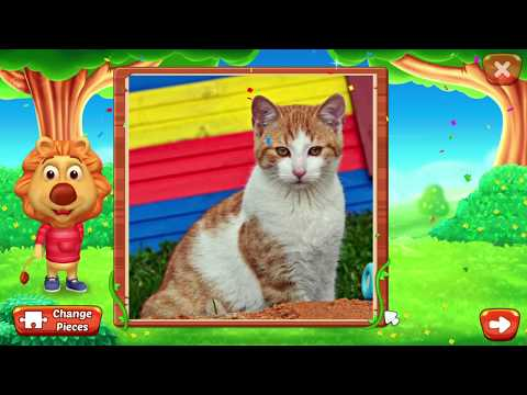 Animals Jigsaw Puzzles | Kid's Play Animal Puzzle