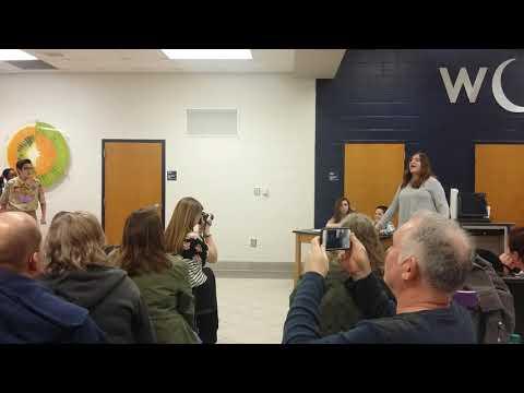Mason Creek Middle School PTSA performance
