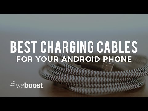 What's The Best Charging Cable For You? - Android | WeBoost