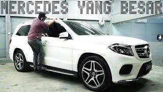 Mercedes Benz GLS 400 Review