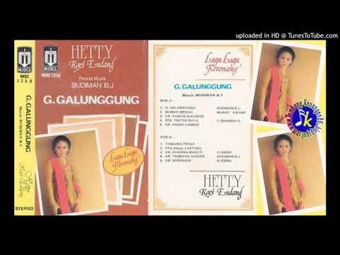 Hetty Koes Endang_Keroncong Gunung Galunggung  full Album