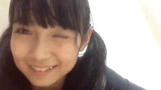 Imamura Maria live on SHOWROOM 2016 - 08 - 20.