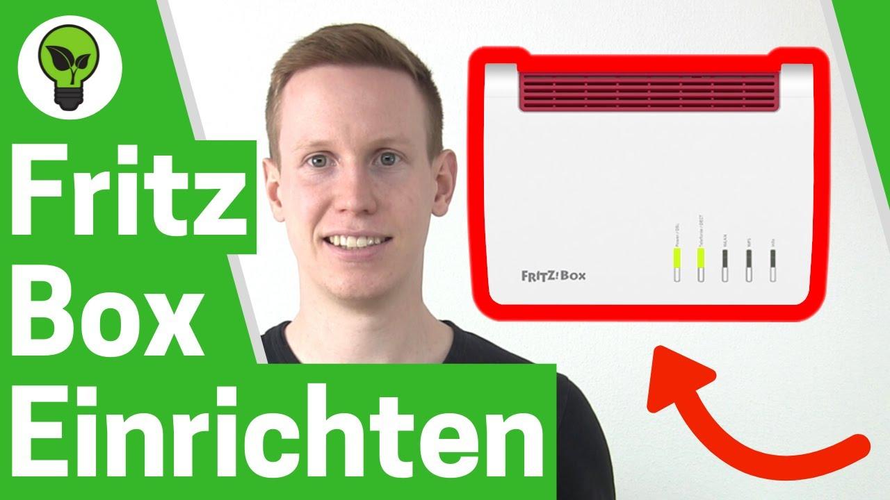 Fritzbox login → einloggen in die Fritzbox http//fritz.box   Wlan Welt