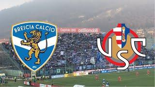 Brescia Calcio- US Cremonese | Tifosi| Curva Nord Brescia | Cremonese Fans | Derby