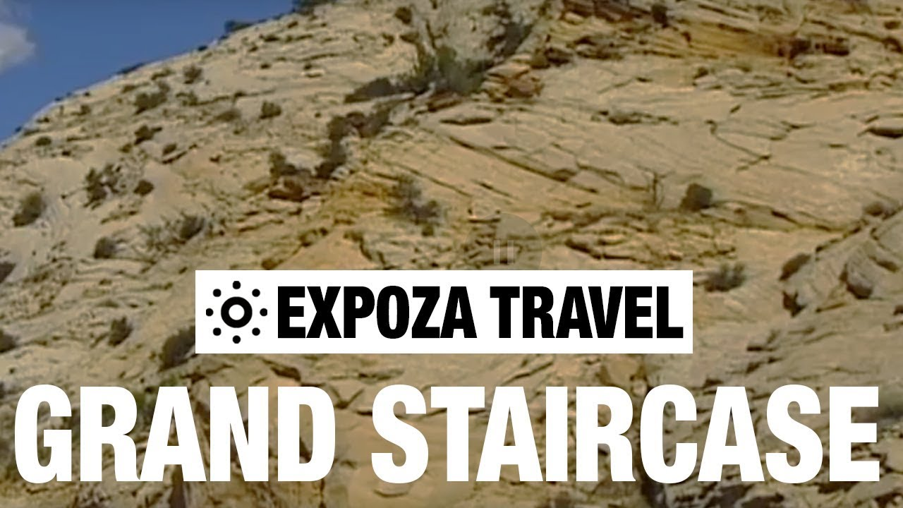 Grand Staircase (USA) Vacation Travel Video Guide