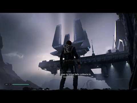 Jedi Fallen Order Part 6, Zeffo Artifacts Being Taken