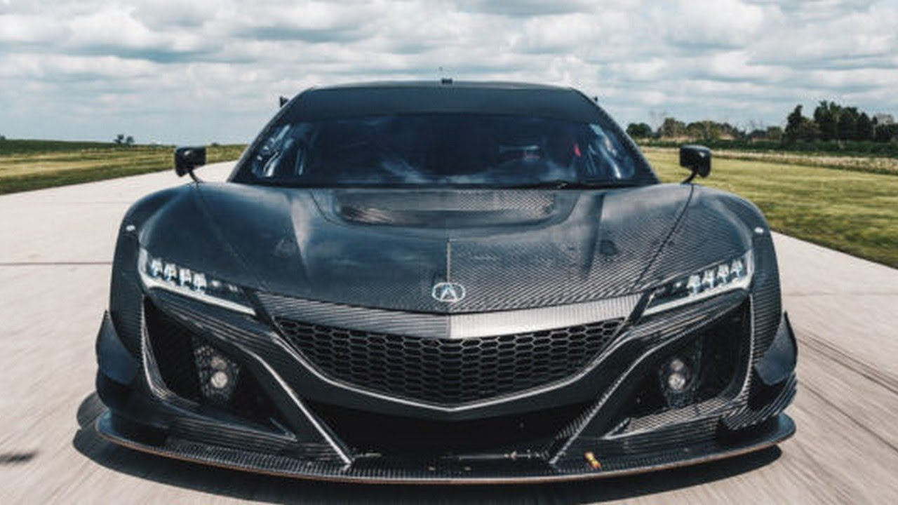 2018 Acura Nsx Type R Review Specs Release Date Youtube