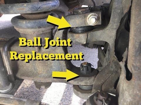 Ball Joint Replacement F150