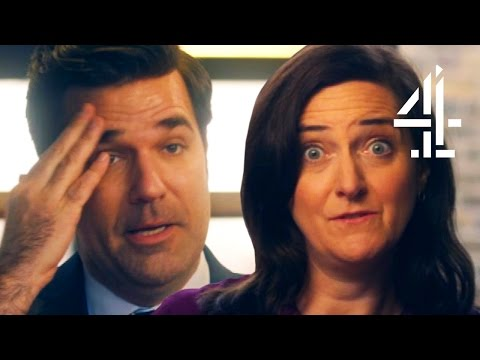 The Most Awkward Job Interview Ever? | Catastrophe