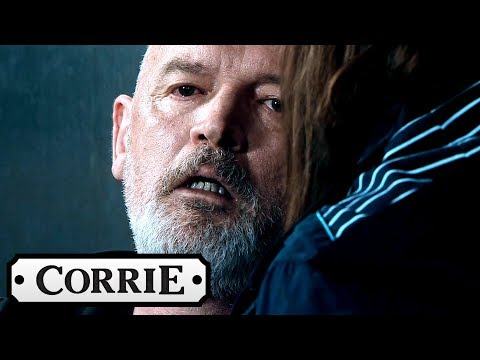 Coronation Street - Anna Watches Phelan's Slow and Painful Death