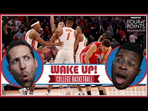 America's Elite 8 team, buzzsaws, and a UCLA eulogy | Wake Up, College Basketball