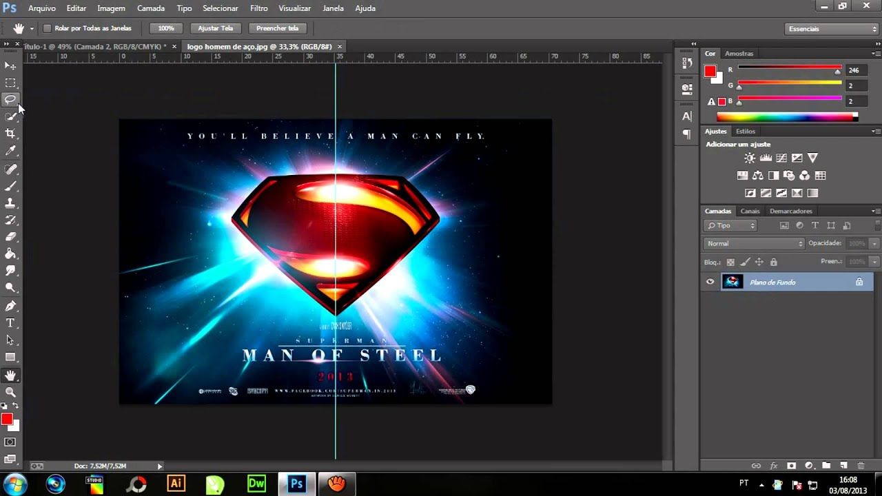 Photoshop CS6 -10 Video Tutorials