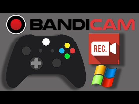 Bandicam How To Record Gameplay On Windows PC Using Bandicam BEST WAY