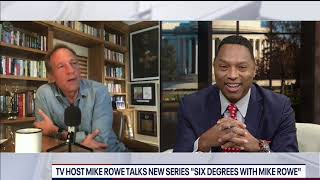 Mike Rowe talks new show 'Six Degrees with Mike Rowe,' COVID-19 pandemic | FOX 5 DC