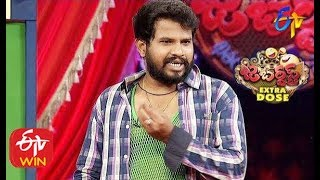 Hyper Aadi Performance |Jabardasth | Double Dhamaka Special | 26th January 2020  | ETV Telugu
