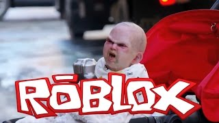 💋MI AMADO BEBE💋 - Roblox: Escape the EVIL Baby Obby!