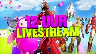 YOUTUBE KIJKEN! / 24 UUR STREAM! I Fortnite Nederlands |