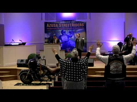 Bind the Strong Man Conference | Apostolic Tabernacle | March 5, 2021