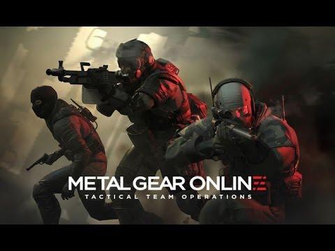 METAL GEAR ONLINE - Comm Control en Red Fortress [26-11]