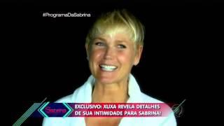 Programa Da Sabrina - Com Xuxa Meneghel (23/01/2016)