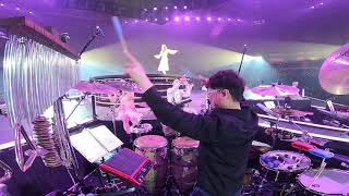 Download lagu 아이유(IU) unlucky,Palette 20191124 seoul concert 360 [percussioncam]