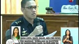 TV Patrol Palawan - September 8, 2014