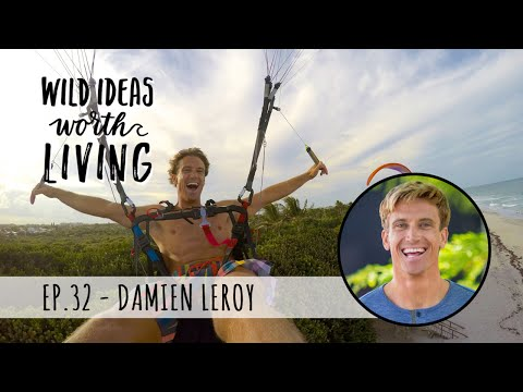 How to Survive A Paragliding Crash, Be a Professional Adventure Athlete, and Live with Positivity wi