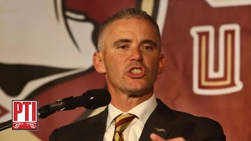 Does Florida State have a problem after coach Mike Norvell's comments? | Pardon the Interruption