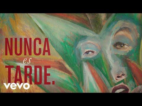 Manolo Garcia - Nunca es tarde (Lyric Video)